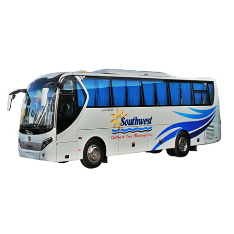 Airport Transfer to Carles Port (Bus 45 seaters)
