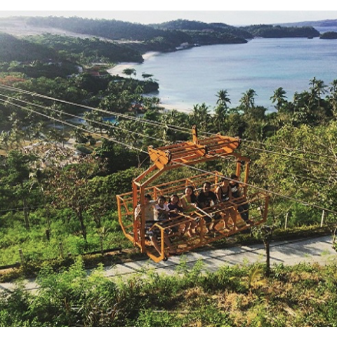 Zipline & Cable Car - Boracay
